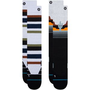 Deserted Ski Sock - 2-Pack Stance