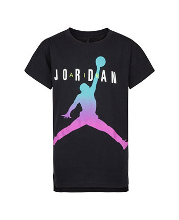 Футболка Big Girl's Fadeaway Extended Jordan