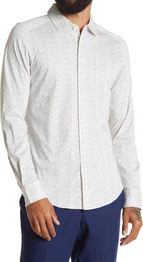 Рубашка обычного кроя с принтом Space Dot Raffi
