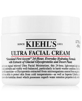 Крем для лица Ultra, 1,7 унции. Kiehl's Since 1851
