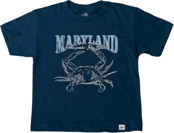 Футболка Maryland Crab Kid Dangerous