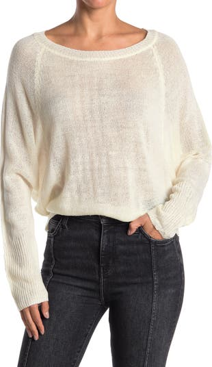 Пуловер с рукавами «летучая мышь» Wishlist