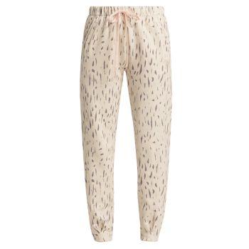 Спортивные брюки Bruna с леопардовым принтом THE UPSIDE