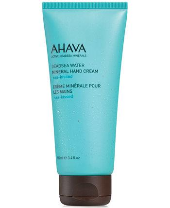 Минеральный крем для рук - Морской поцелуй AHAVA