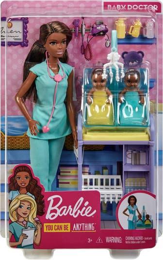 Барби <sup> ® </sup> Игровой набор Baby Doctor Mattel