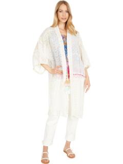 Blysse Patchwork Kimono Johnny Was