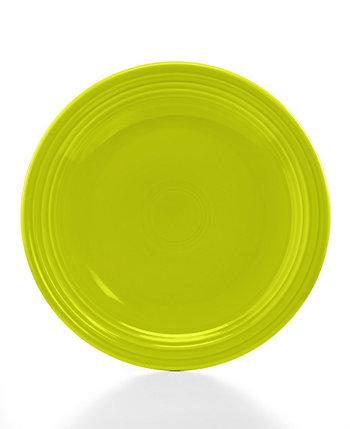 Обеденная тарелка с лемонграссом 10,5 дюйма FIESTA
