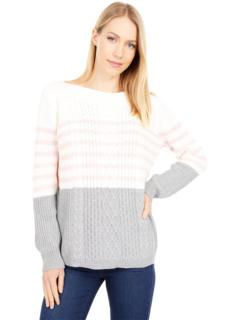 Вязаный свитер в полоску Cate Veri Tommy Hilfiger