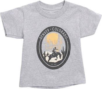 Denver Cowboy T-Shirt Kid Dangerous