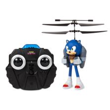 World Tech Toys SEGA Лицензированный Sonic Boom Jetpack 2CH IR RC Helicopter World Tech Toys