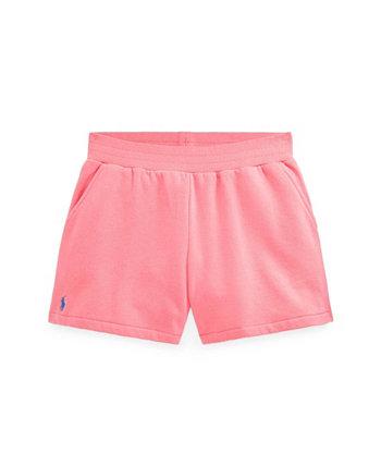 Флисовые шорты для больших девочек Ralph Lauren