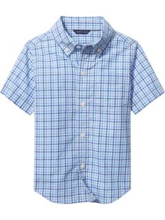 Рубашка в клетку на пуговицах (для малышей / маленьких детей / детей старшего возраста) Janie and Jack