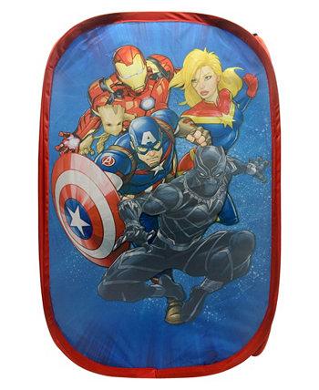 Всплывающая корзина для взрыва Marvel