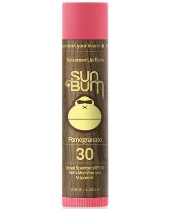 Солнцезащитный бальзам для губ - гранат Sun Bum