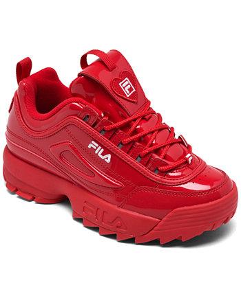 Женские повседневные спортивные кроссовки Disruptor II Heart Premium от Finish Line Fila