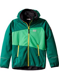 Куртка с ветрозащитной отделкой и съемным капюшоном (для малышей / маленьких детей / старших детей) Lego
