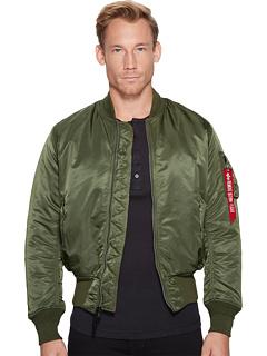 Летная куртка Alpha MA-1 Alpha Industries