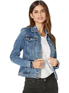 Стандартная куртка дальнобойщика Joe's Jeans