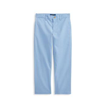 Облегающие брюки чинос для мальчиков Ralph Lauren