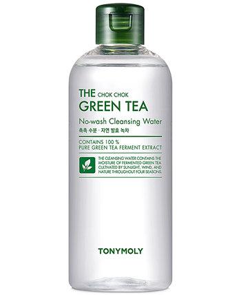 The Chok Chok Зеленый чай Очищающая вода, 10,1 унции. TONYMOLY