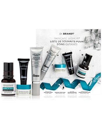4 шт. Набор желаний по уходу за кожей Dr. Brandt