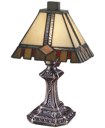Настольная лампа Castle Cut Accent Dale Tiffany
