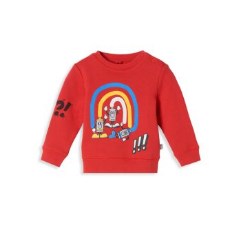 Детские & amp; Толстовка Little Boy's Rainbow Tubes Stella McCartney Kids