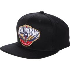 NBA Downtime Redline Snapback NBA Pelicans Mitchell & Ness
