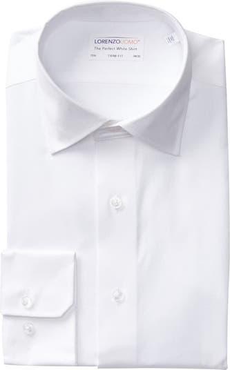 Классическая рубашка Royal Oxford с отделкой Lorenzo Uomo