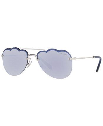 Солнцезащитные очки, MU 56US 58 MIU MIU