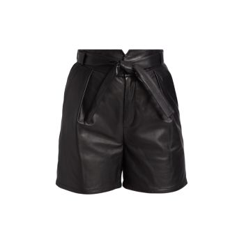 Кожаные шорты Despina LAMARQUE