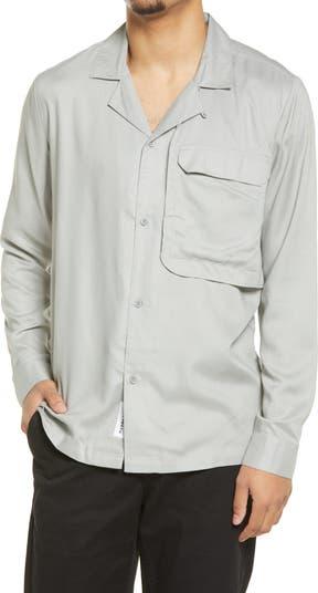 Универсальная рубашка на пуговицах NATIVE YOUTH