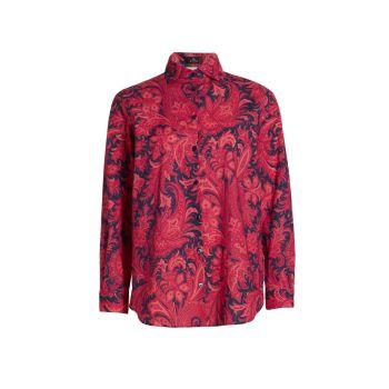 Camicia Paisley Shirt Etro