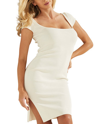 Charlotte Bodycon Sweater Dress GUESS