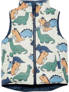 Dino Reversible Vest (Infant/Toddler) HUXBABY