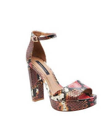 Женские сандалии Claire на платформе BCBGMAXAZRIA