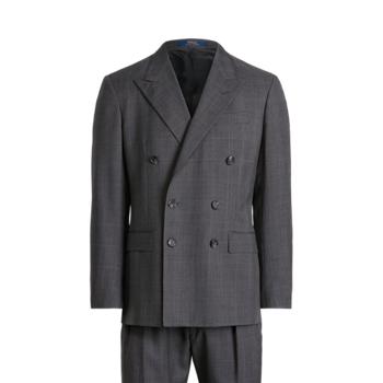 Polo Plaid Wool Twill Suit Ralph Lauren