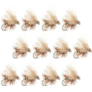 Montana Fly Company Elk Hair Caddis - 12 шт. В упаковке Montana Fly Company