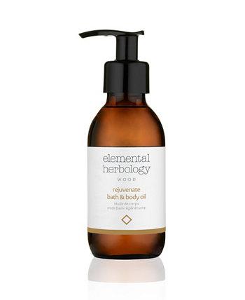 Омолаживающее масло для тела для ванн, 5 жидких унций Elemental Herbology