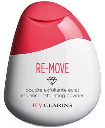 Re-Move Radiance Отшелушивающий порошок, 1,4 унции. My Clarins