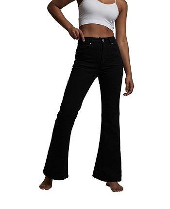 Женские оригинальные расклешенные джинсы COTTON ON