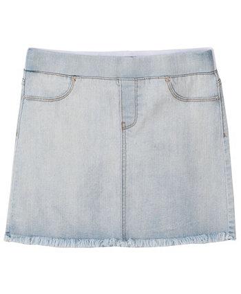 Джинсовая юбка для больших девочек Calvin Klein