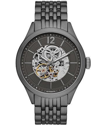 Мужские автоматические часы-браслет 46мм Folio