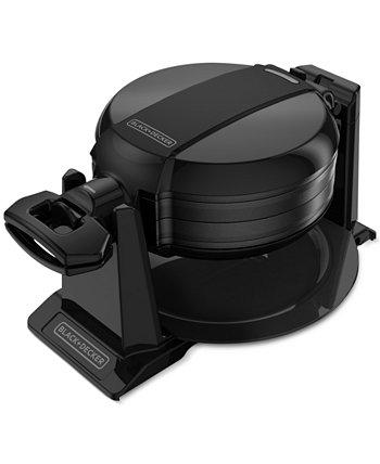 WMD200B Вращающаяся вафельница Black & Decker