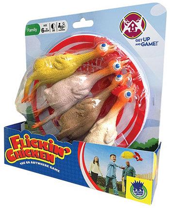Flickin 'Chicken Haywire Group