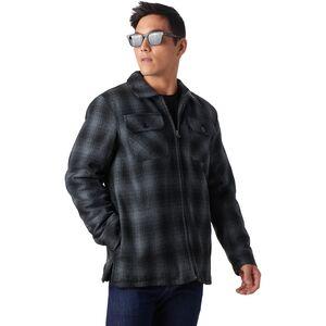Жакет-рубашка в клетку Stoic Buffalo с подкладкой из шерпы Stoic
