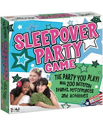 Вечеринка с ночевкой Endless Games