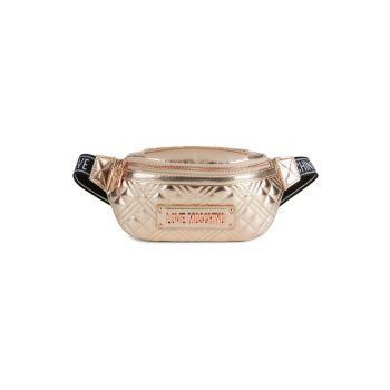 Стеганая поясная сумка LOVE Moschino