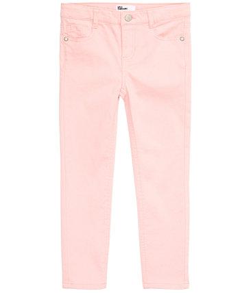 Джинсы джинсовые сатиновые для девочек-малышей, созданные для Macy's Epic Threads
