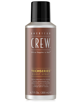 Techseries Boost Spray, 6,7 унций, от PUREBEAUTY Salon & Spa American Crew
